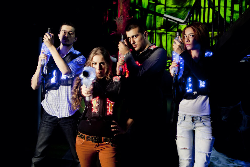 What You Should Know About Laser Tag Gaming